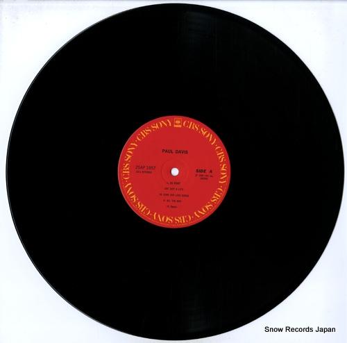 DAVIS, PAUL paul davis 25AP1857 - disc