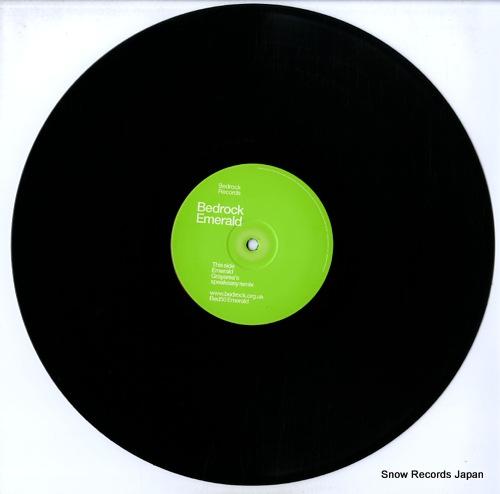 BEDROCK emerald grayarea mix BED50EMERALD - disc