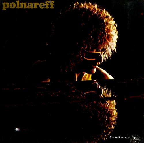 POLNAREFF, MICHEL polnareff now ECPL-34 - front cover