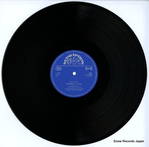 BELOHLAVEK, JIRI otakar ostrcil; symphony in a major 11102960 - disc