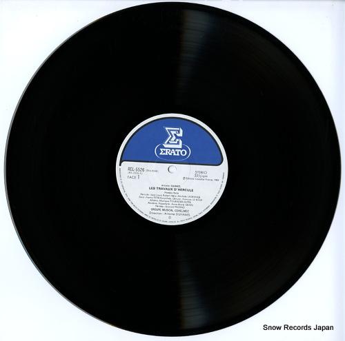 DUHAMEL, ANTOINE duhamel; les travaux d'hercule REL-5526 - disc