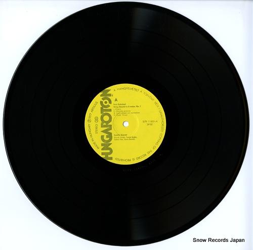 KODALY QUARTET erno dohnanyi; string quartet in a major, op.7 SLPX11853 - disc