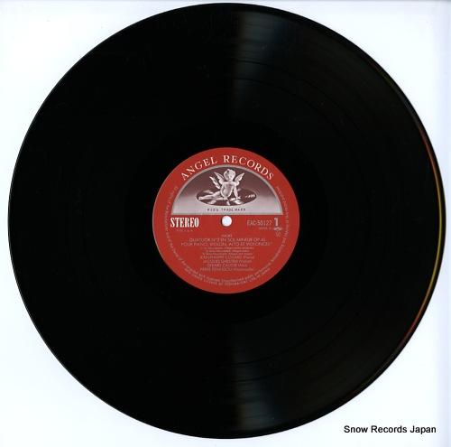 COLLARD, JEAN-PHILIPPE faure; quatuor no.2 pour piano EAC-50127 - disc