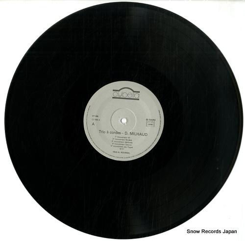 TRIO A CORDES A.ROUSSEL milhaud-defaye CY645 - disc