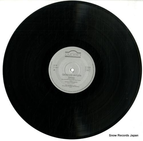 V/A georges hugon; oeuvres pour flute violon et piano CY701 - disc