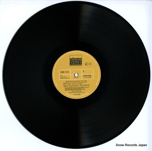 ENSEMBLE CLASSIQUE KOLN nikolai rimsky-korssakoff; sextett a-dur VMS1030 - disc