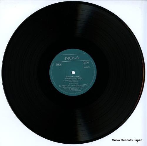 V/A gerhard wohlgemuth; streichquartett(1960) 885033 - disc