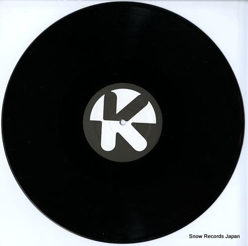 WOOFER you K320 - disc