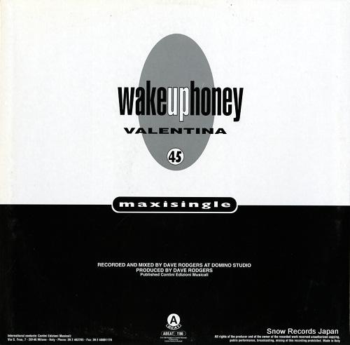 ヴァレンティナ wake up honey ABEAT1186