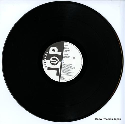 NEJA shock! LUP033 - disc