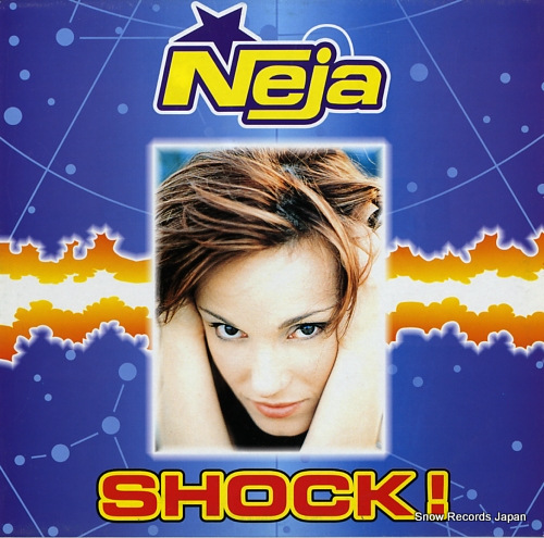 NEJA shock! LUP033 - front cover