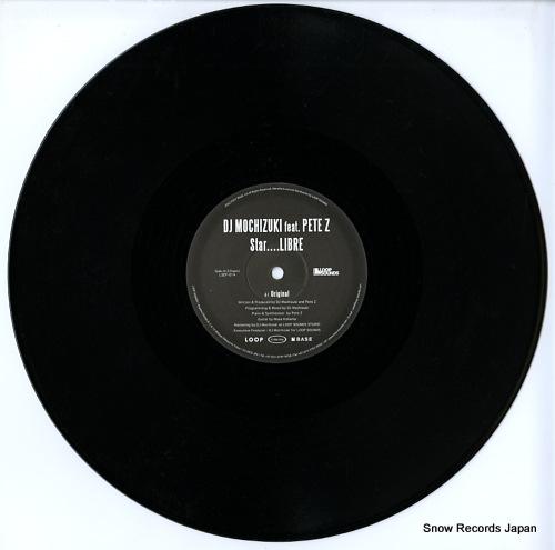 DJ MOCHIZUKI star....libre LSEP-014 - disc