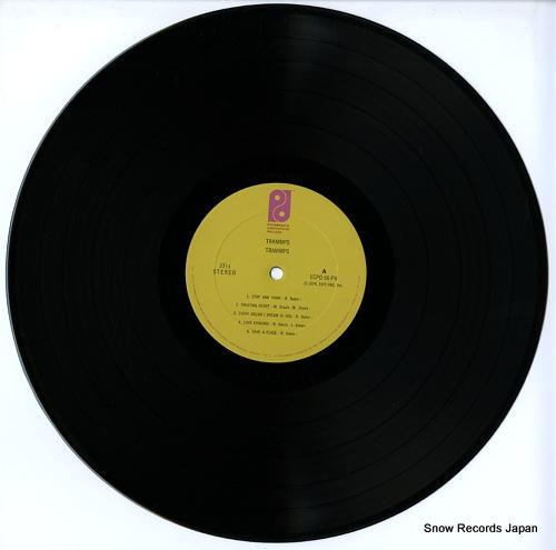 トランプス 幻のトランプス(デビューlp) ECPO-56-PH
