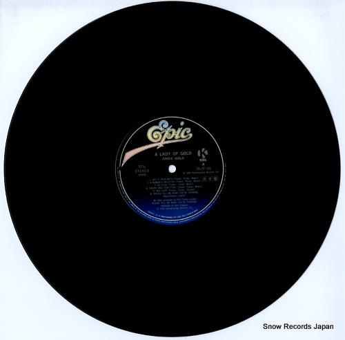 アンジー・ゴールド レディ・オブ・ゴールド 28.3P-345