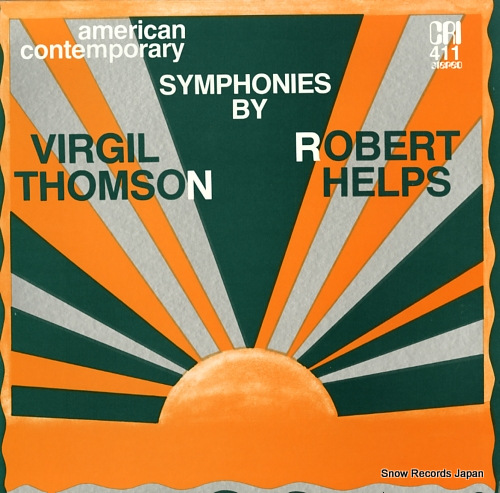 BOLLE, JAMES thomson; symphony no.2 CRISD411 - front cover