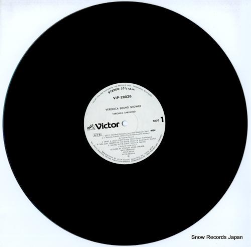 VERONICA UNLIMITED veronica sound shower VIP-28026 - disc