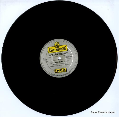 JOO, ARPAD kodaly; hary janos suite SEFD5015 - disc