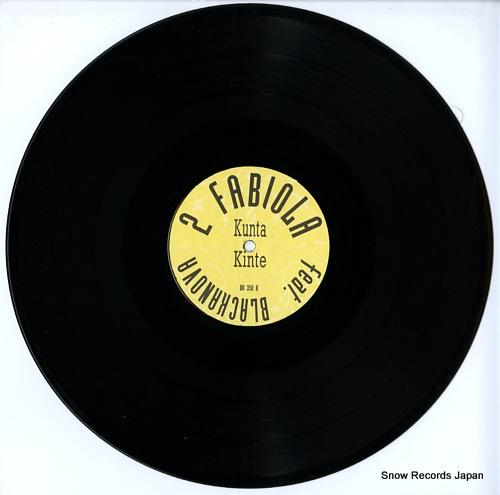 2 FABIOLA kunta kinte (remixes) DO350R - disc
