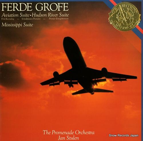 STULEN, JAN grofe; aviation suite M39293 - front cover