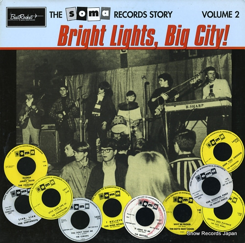 V/A the soma records story volume 2 (bright lights, big city!) BR112