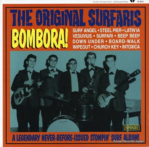 オリジナル・サファリーズ bombora! LP5014