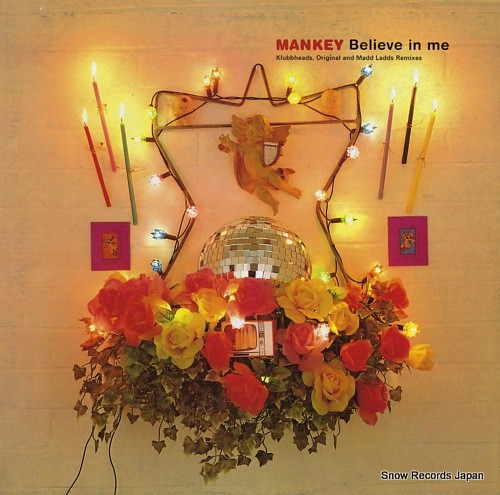 MANKEY believe in me RISKY3 - front cover