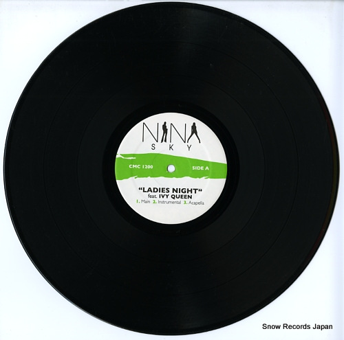 NINA SKY ladies night CMC1200 - disc