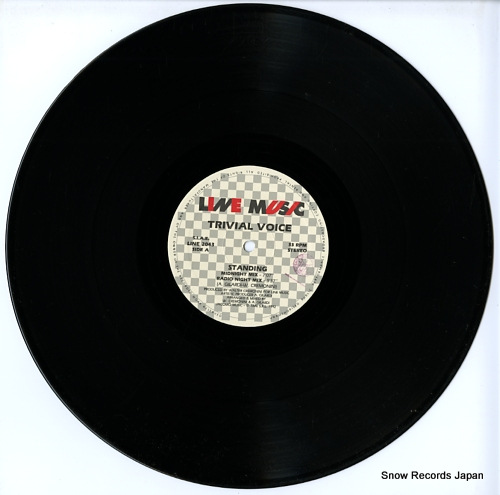 TRIVIAL VOICE standing LINE2043 - disc