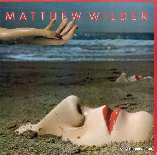 WILDER, MATTHEW i don't speak the language FZ39112 - front cover