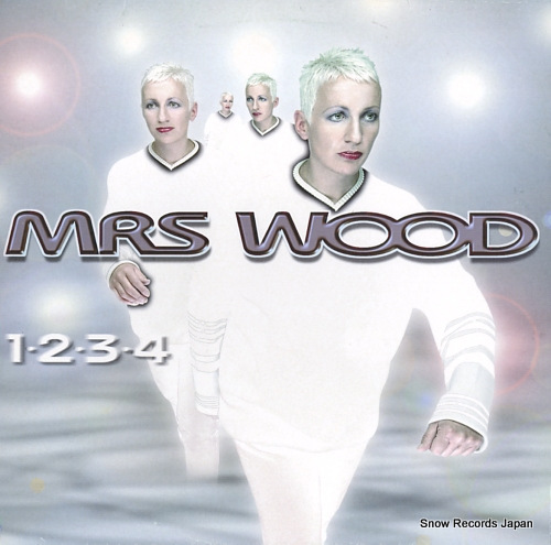 MRS. WOOD 1-2-3-4 12REACT121 - front cover