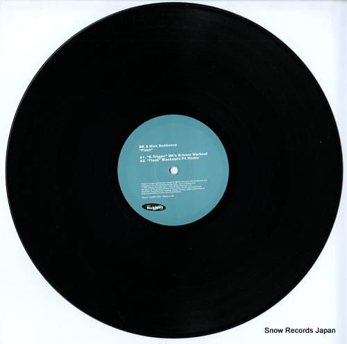 BK AND NICK SENTIENCE flash(part 2 mixes) NUKFA0361 - disc