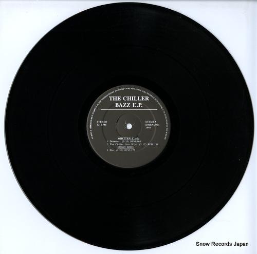 CHILLER, THE bazz e.p. DMRNL001 - disc