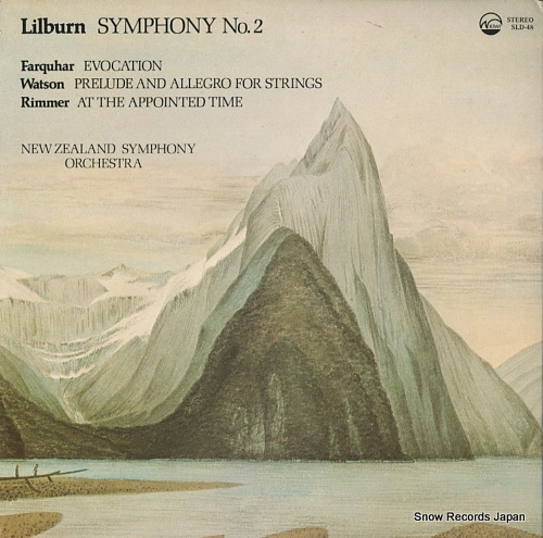 V/A lilburn; symphony no.2 SLD-48 - back cover