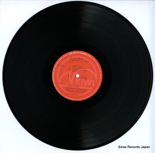 V/A lilburn; symphony no.2 SLD-48 - disc