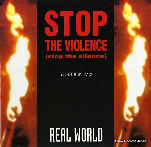 リアルワールド stop the violence ABF0009-12