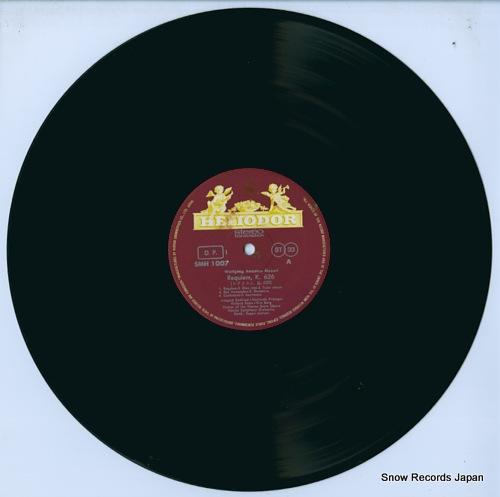 JOCHUM, EUGEN mozart; requiem k.626 SMH-1007 - disc