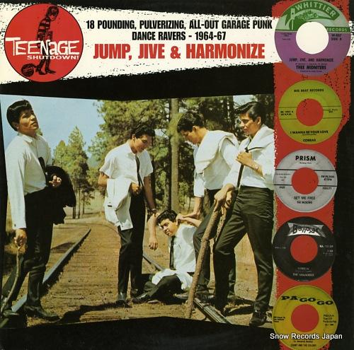 V/A jump, jive and harmonize LP-TS6601