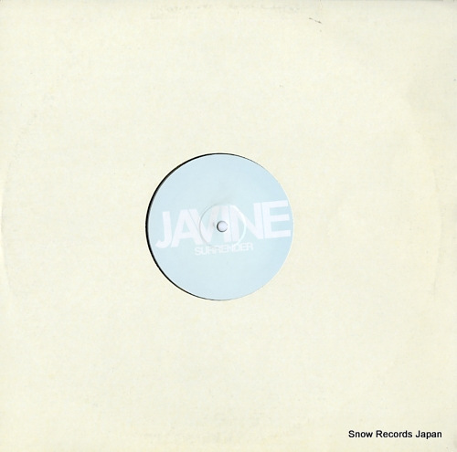 JAVINE don't walk away the remixes JAV001 - front cover
