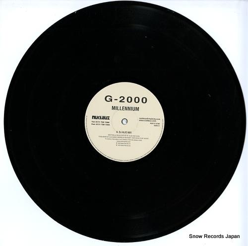 G-2000 millennium NUKP0198 - disc