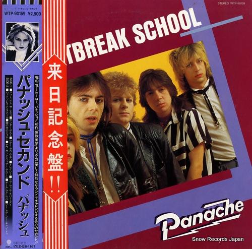 PANACHE heartbreak school WTP-90159 - front cover