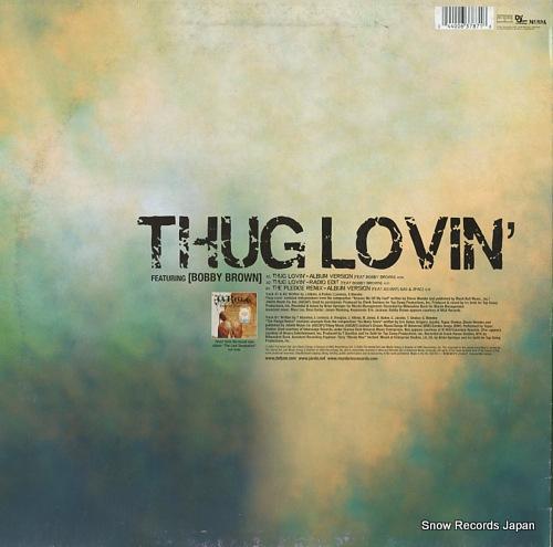 JA RULE thug lovin' 063787-1 - back cover