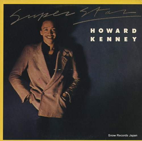 KENNEY, HOWARD super star BSK3220 - front cover