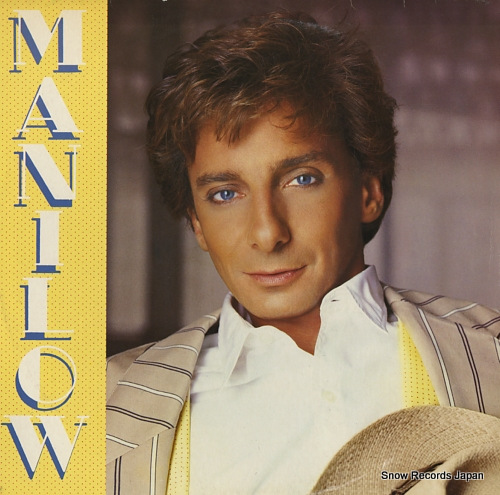 MANILOW, BARRY manilow PL87044 - front cover