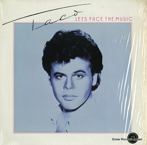 TACO let's face the music CPL1-4920 - front cover