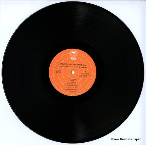 カラベリ・グランド・オーケストラ ジャニス・イアンの世界 25AP680