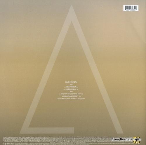 AMERIE take control 88697085351 - back cover