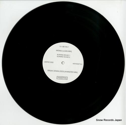 V/A momiji(juan mix) HKY002T-DJ - disc