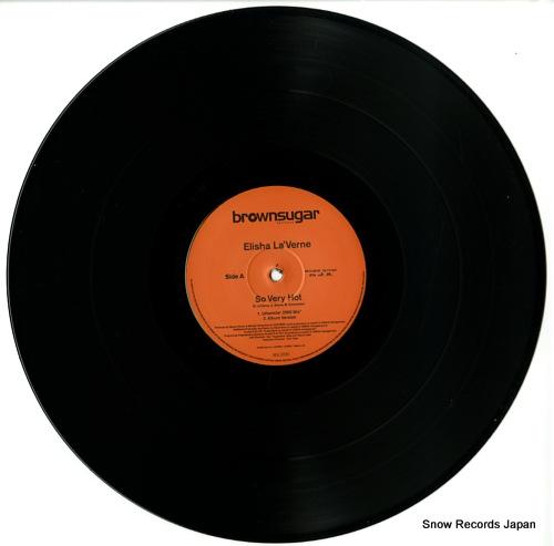 LA`VERNE, ELISHA so very hot RR12-88182 - disc