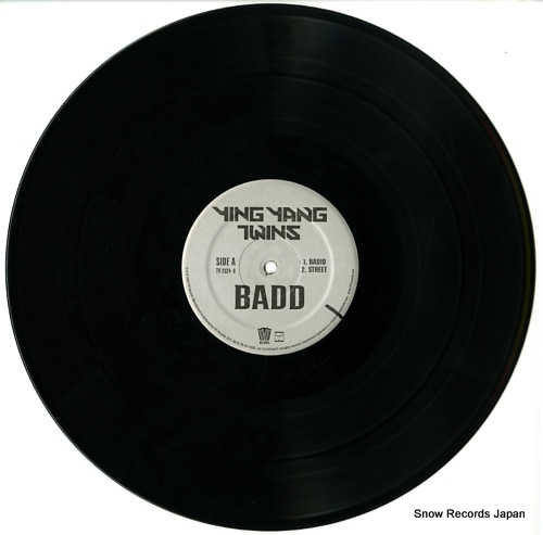 YING YANG TWINS badd TV-2524-0 - disc