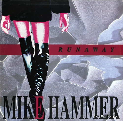 HAMMER, MIKE runaway TRD1298 - front cover